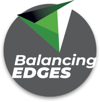 balancing edges slider logo